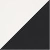 White Dry Erase / Black Tackable Fabric