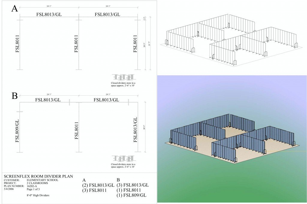 Room Planning Layouts