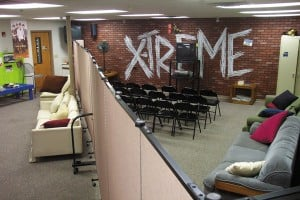 Minimizing Noise in a Youth Group Room