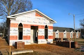 Church construction project when you have a shrinking budget