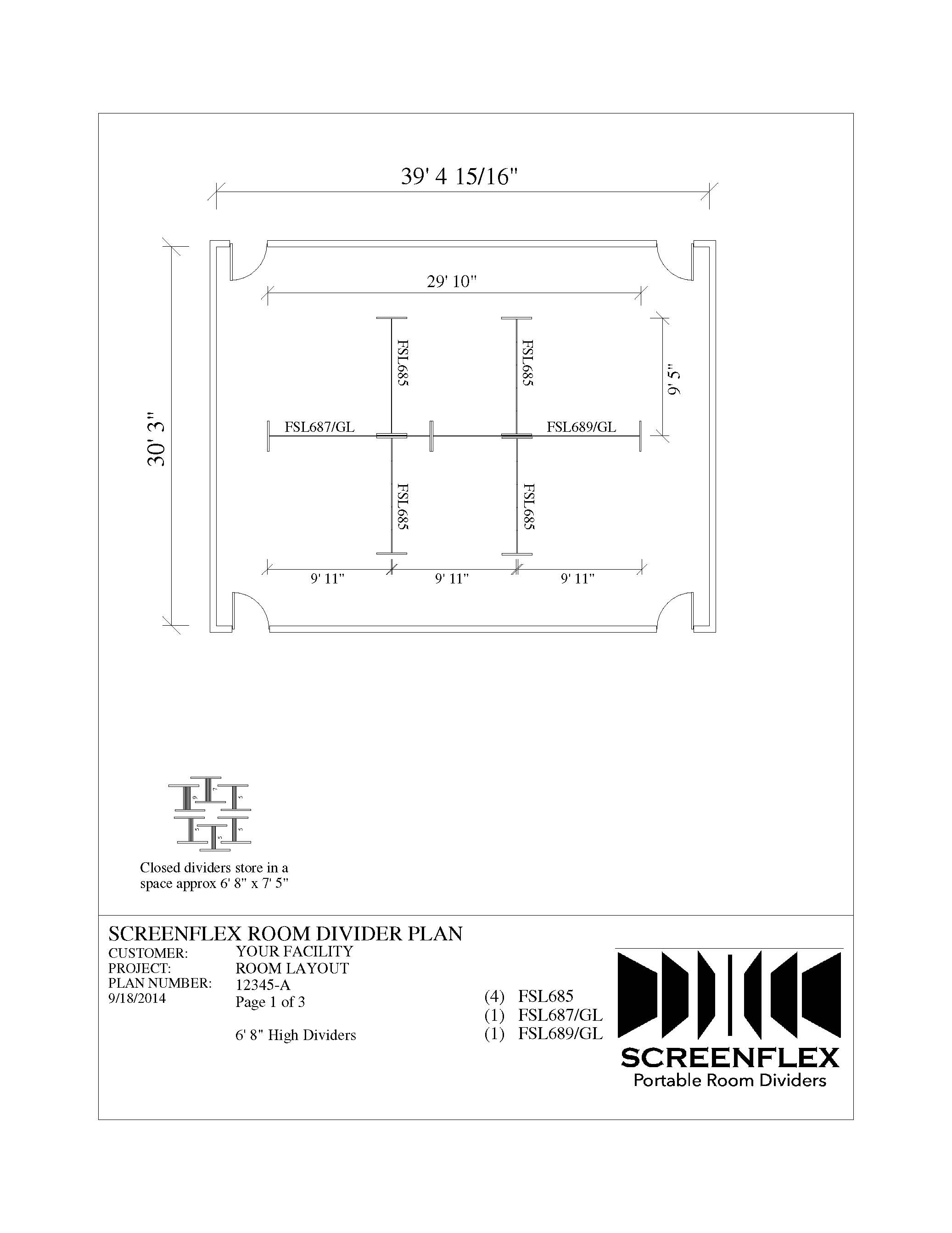 Page not found screenflex portable room iders - The Screenflex Planning Department Will Develop 2d 2d Floor Plan Layout
