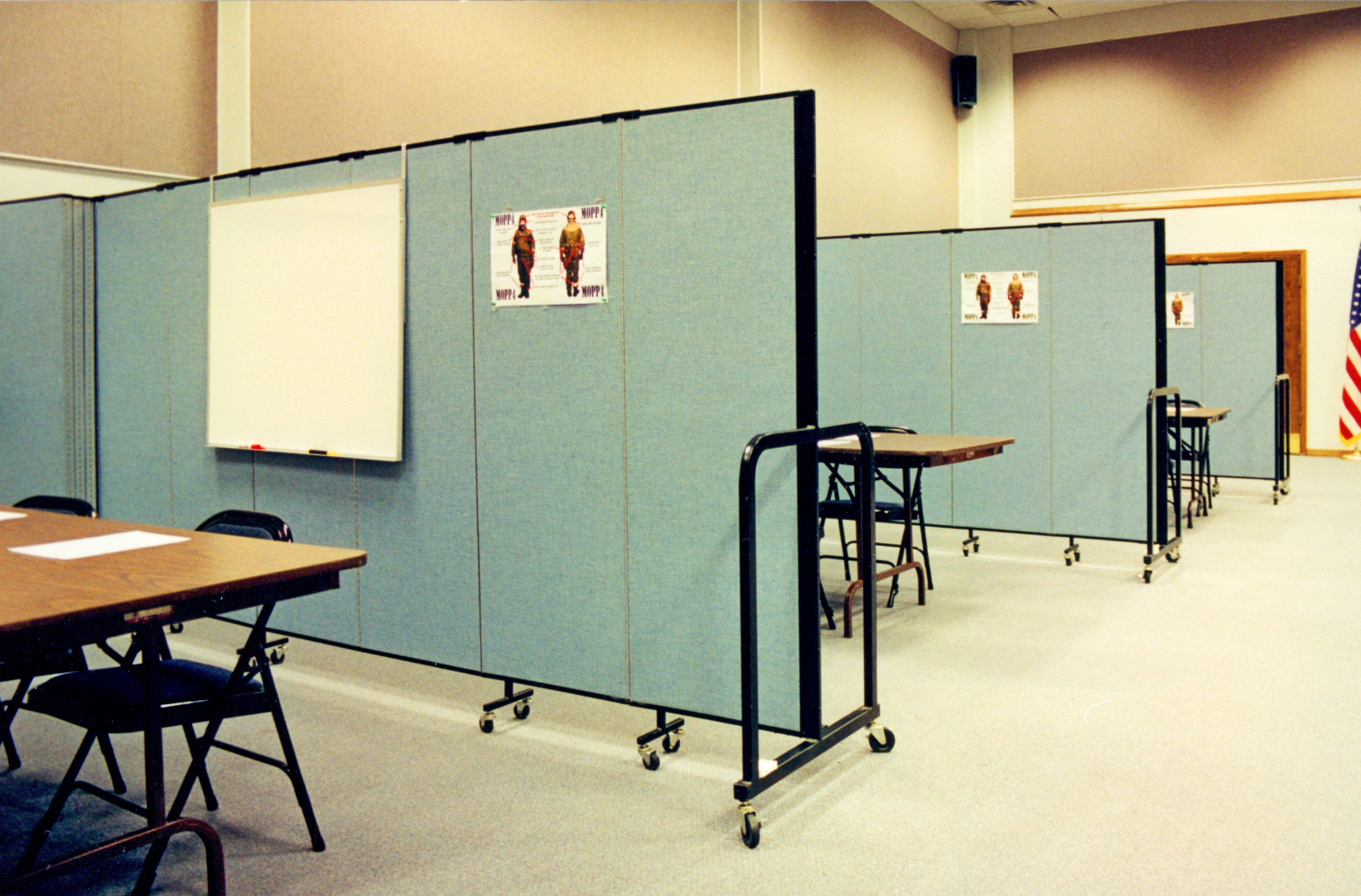 office space dividers. A Marker Board Can Be Added To These Same Dividers, And Set Up In Any Office Space Dividers