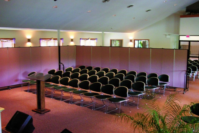 Church Sanctuary Screens Create A More Intimate Service Or Ministry