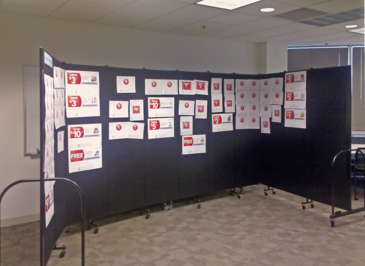 Corporate Room Divider
