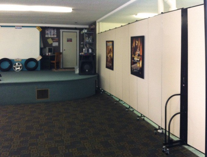 Stage Room Divider
