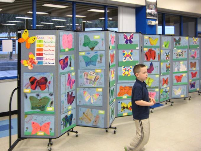 Artwork Display Panels