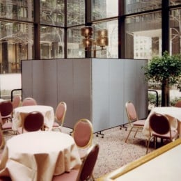 Portable Privacy Dining Room Walls