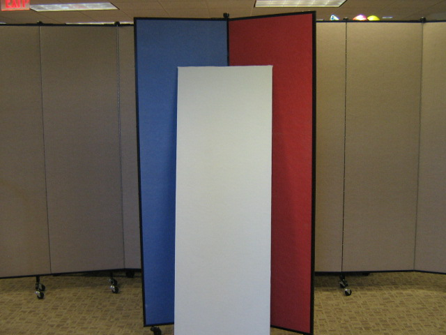 Colorful room dividers color options
