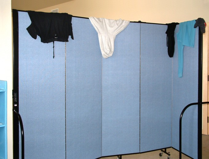 Changing Room Dividers