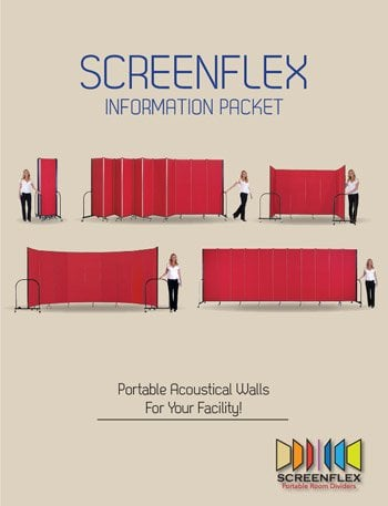 Screenflex Information Package Folder