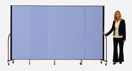 Screenflex Portable FREEstanding™ Room Divider