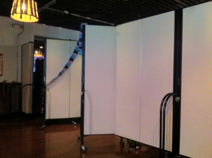 Private Party Dividers