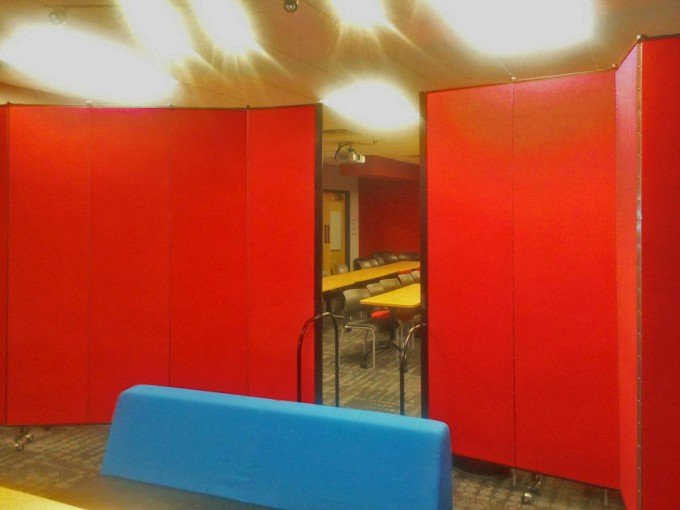 Mudd Room Dividers