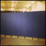 Primary Blue Room Dividers