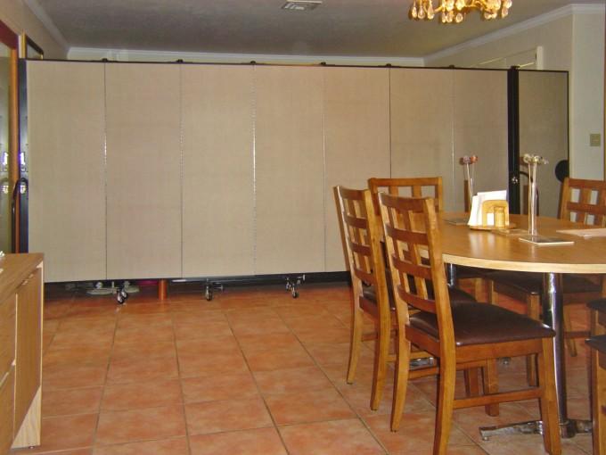 Dining Room Divider