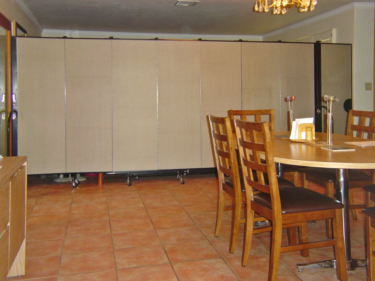 residential room dividers - screenflex portable walls