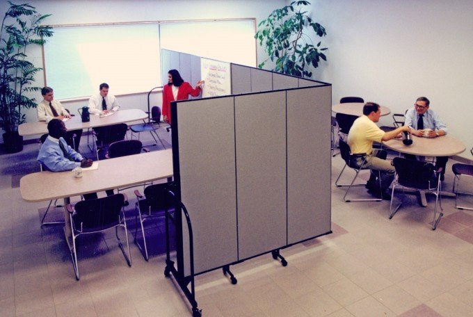 Design an Effective Training Room Anywhere, Anytime