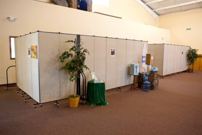 Good Friday Prayer Station Rooms