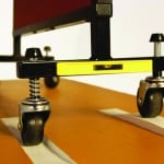Self Leveling Casters Add Mobile Stability