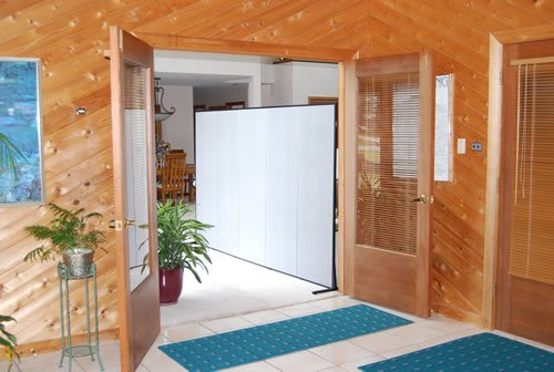 Room Divider in Home Use