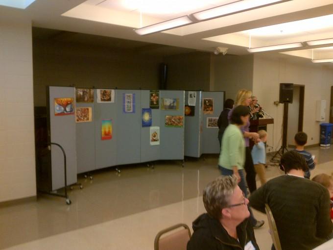 Preschool Room Dividers
