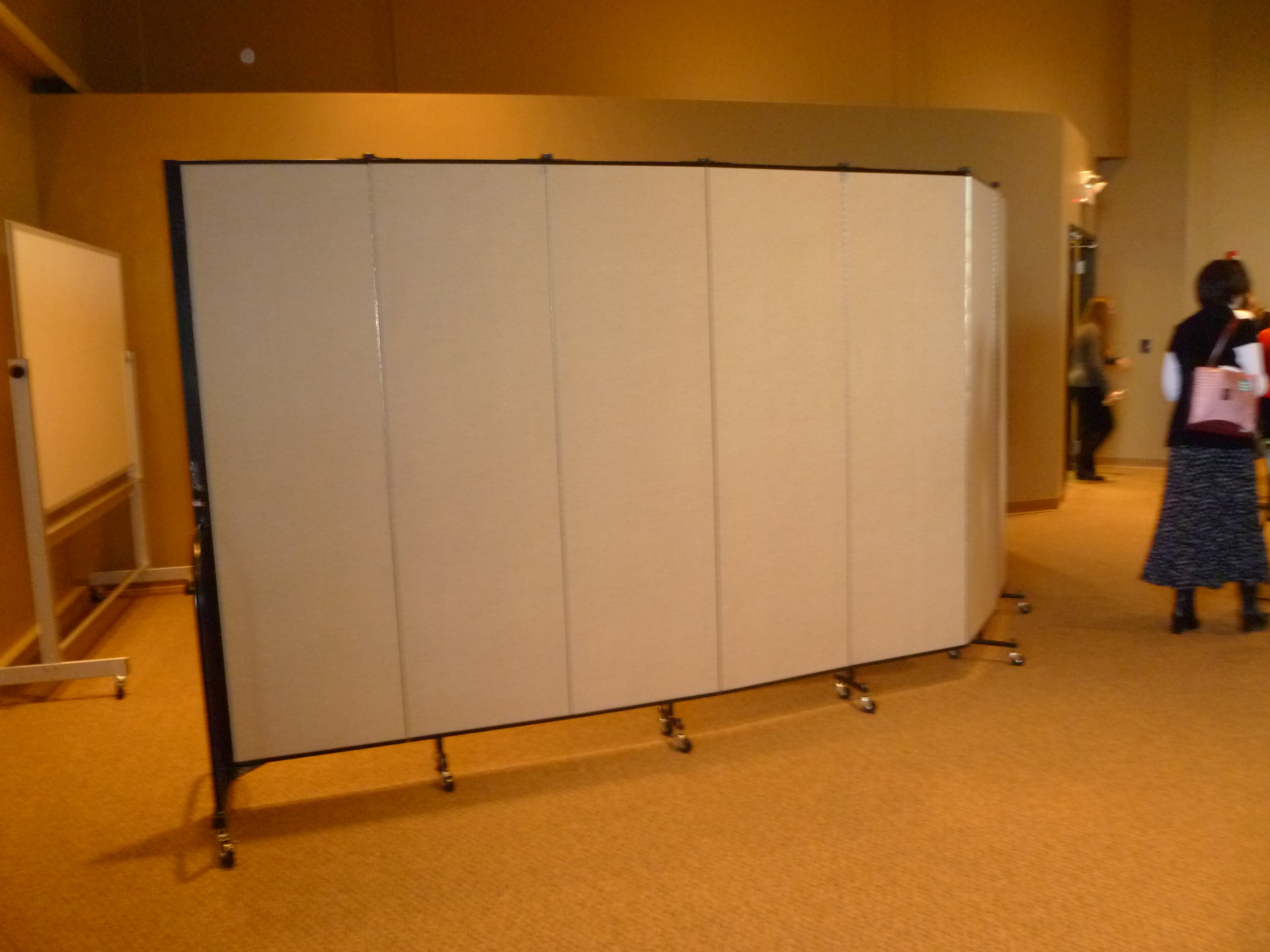 Sunday School Room Dividers