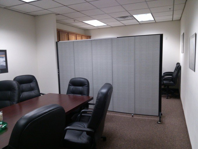 Office Screenflex Room Dividers
