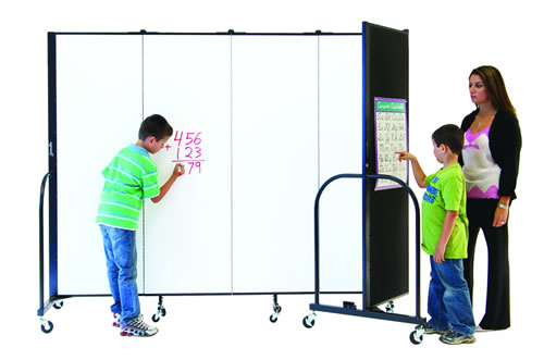 Kid Safe Room Divider