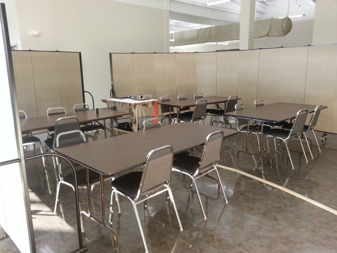 creating collaborative spaces that work in a high school