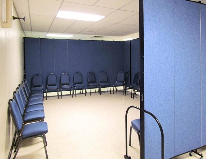New Classroom! Perfect Room Divider Transformation!