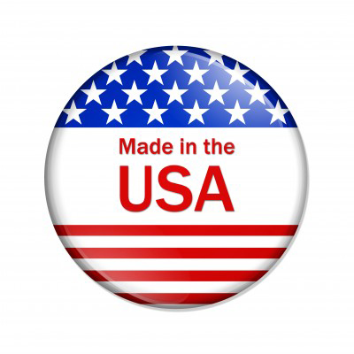 Made in USA Pin
