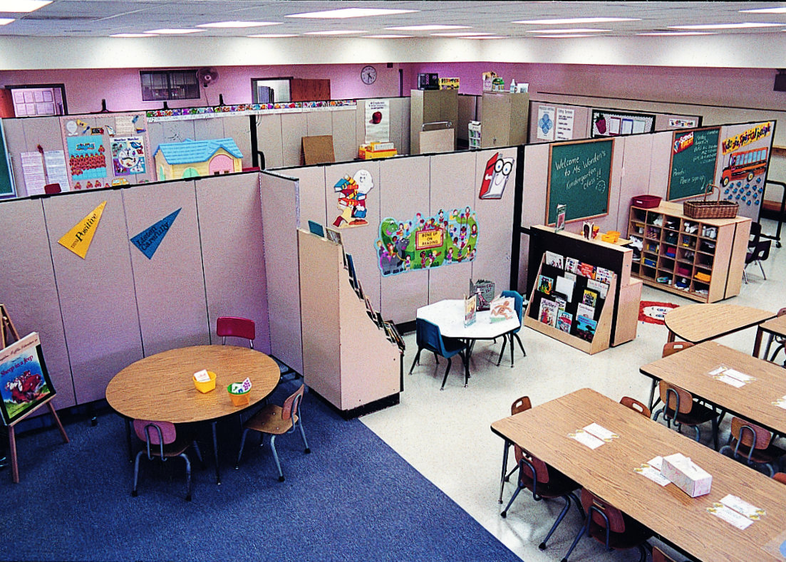 Classroom Partitions Temporary Classrooms Screenflex