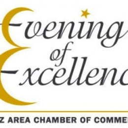 Evening of Excellence LZ Area Chamber of Commerce Logo