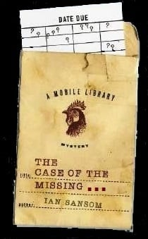 The case of the missing book cover