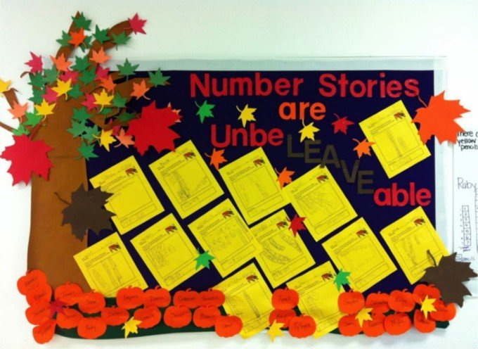 Creative Classroom Design Ideas ~ Be inspired by this collection of creative bulletin boards
