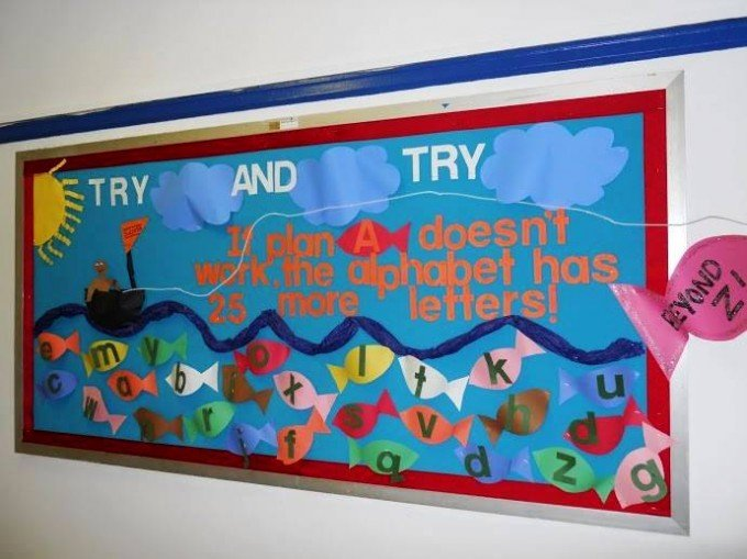 Bulletin boards ideas