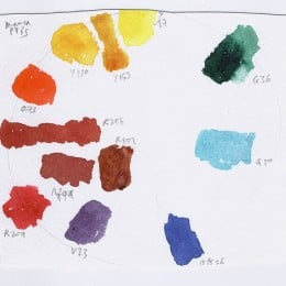 potential classroom paint colors