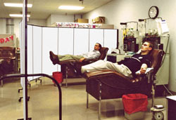 Blood Donation Centers