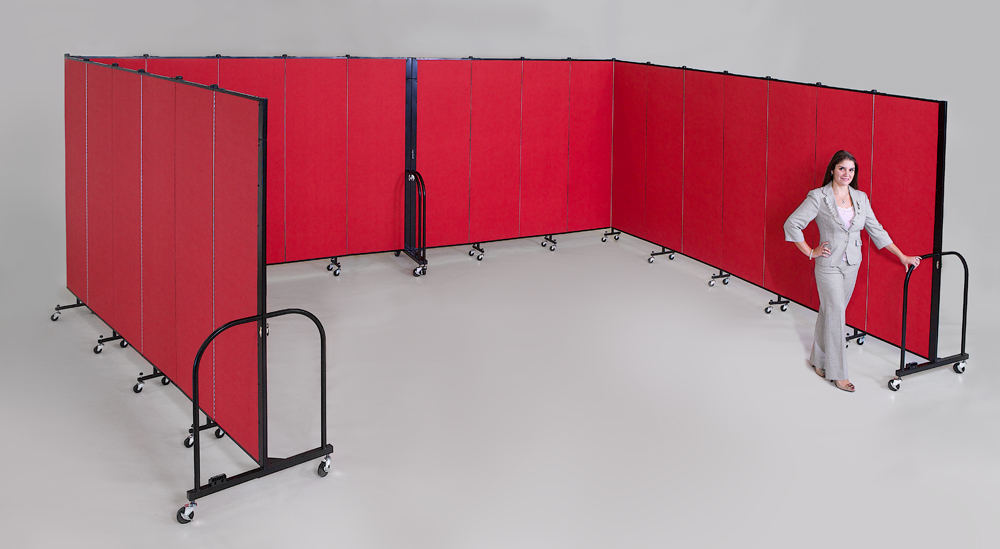 Screenflex Offers the most versatile room dividers