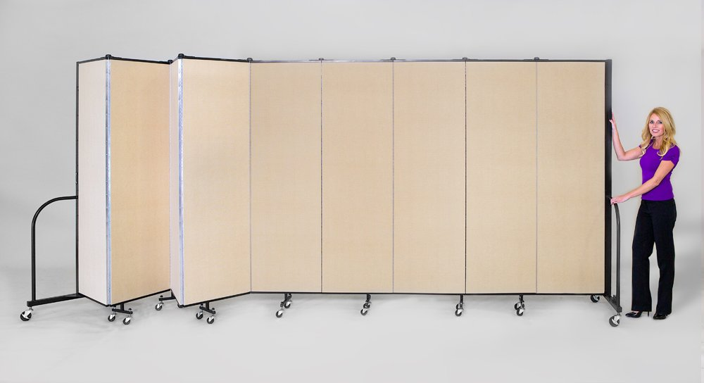 Accordion Folded Room Dividers