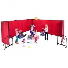 Movable Play Area Walls