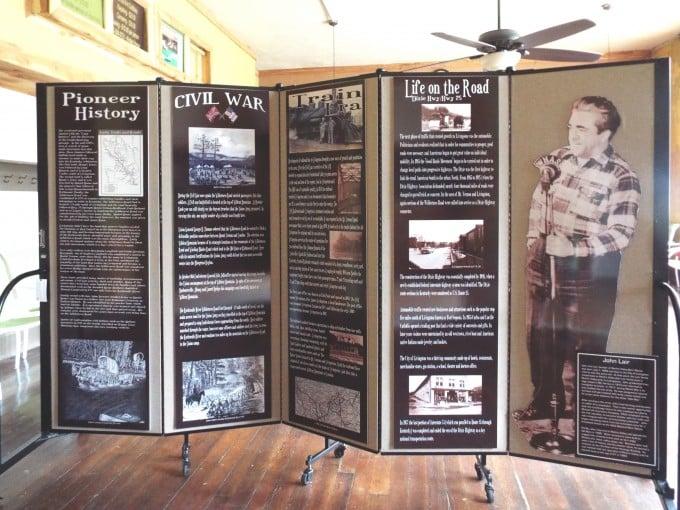 Historical Museum Display