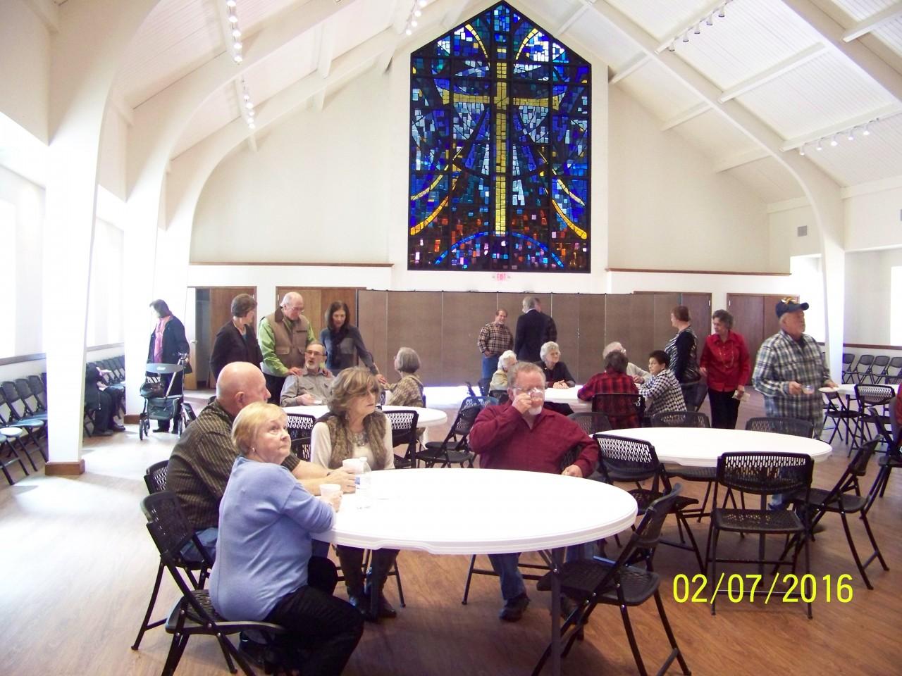 Blanchard Baptist Church