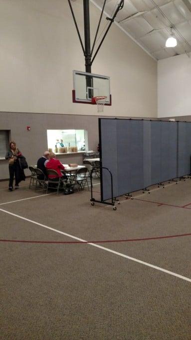 Savory UMC- Expand church gym space