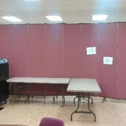 Separate training room
