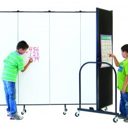 Dual Surface Room Divider Panels