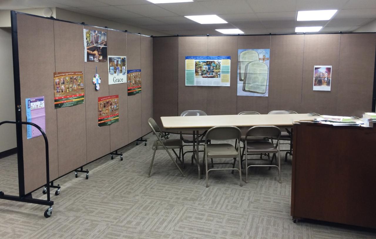 Dwight Edelman School CONFERENCE Area
