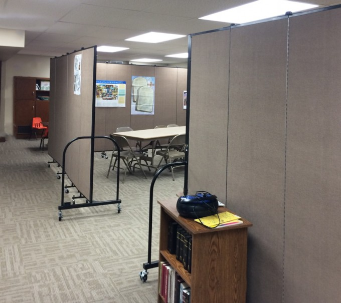 Dwight Edelman Portable Classroom