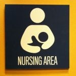 Nursing_area_sign
