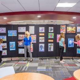 art-display-kids